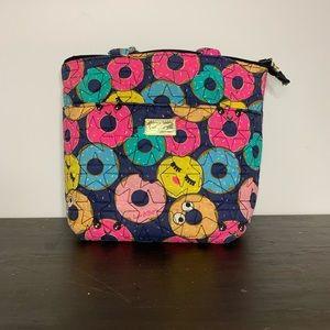 Betsey Johnson donut lunch bag